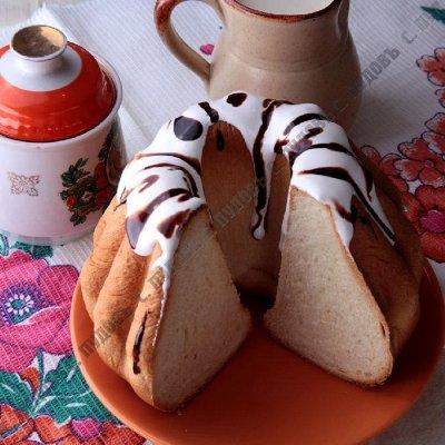 Смеси для выпечки Пудовъ-57 — Десертный хлеб — Хлеб и выпечка