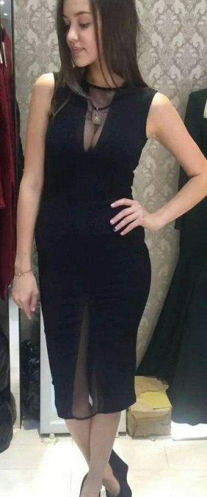 Платье Шикарное вечернее платье  Ткань с люрексом,стрейч,очень красивое