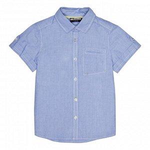 Рубашка для мальчика Бренд 104 см