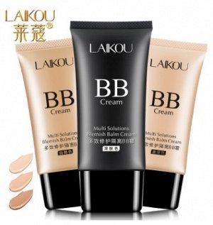 Крем ВВ 01. светлый, 02. натуральный, 03. темный.  50гр. BB крема от Laikou отбеливают, выравнивая тон кожи, увлажняют кожу, содержат чистые растительные экстракты, которые ухаживают за кожей. Маскиру
