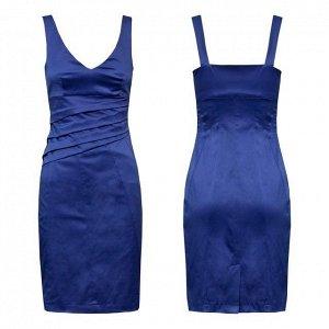 продам платье серое. размер 48