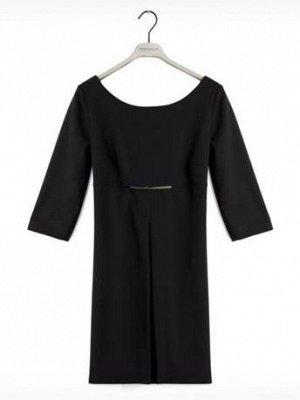 Маленькое черное платье  итальянской фирмы Rinascimento