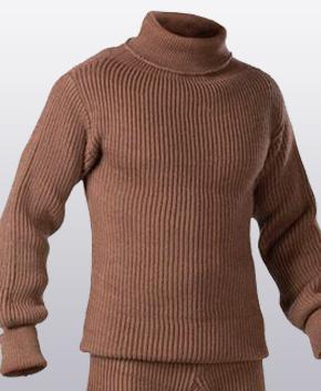 Водолазный свитер