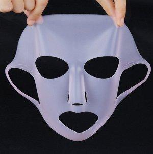 Многоразовая силиконовая маска.
