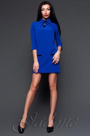 Эффектное платье. Длина 80 см. р.44-44,5