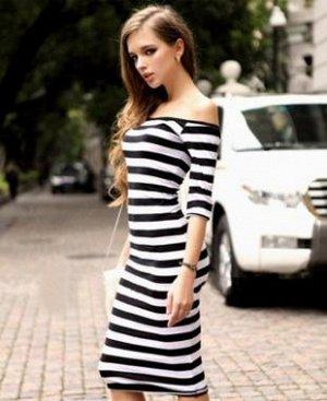 Симпатичное платье.