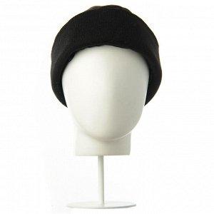 Кожаная шапка 56 размера.