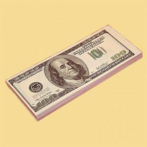 Купюра доллары