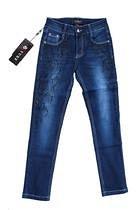 Брюки 130976 джинс