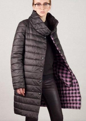 Классное демисезонное пальто синего цвета 48-50р намного дешевле СП