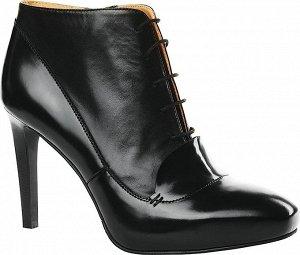 женские ботинки деми на узкую ножку 38,5-39
