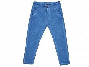 Хлопковые брюки джинсы летние Сладкие ягодки