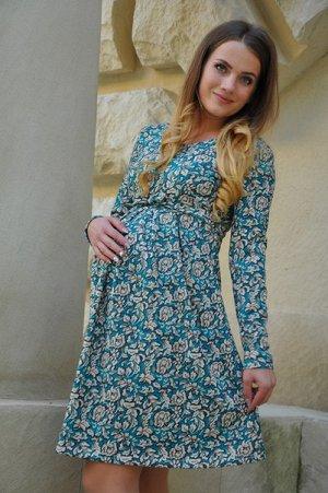 Отличное платье до и после беременности