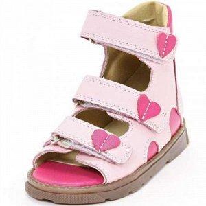 ОРТО сандали 900рублей для девочки+стелька
