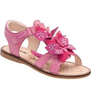 Очень красивые сандалики для принцессы(Капика)