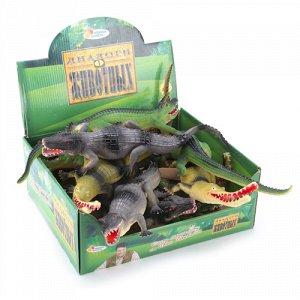 """Крокодил  """"Играем вместе"""" 35-40 см. в ассорт."""