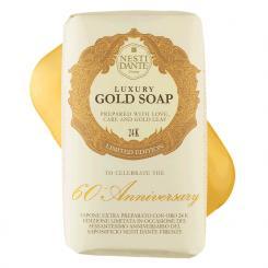 Мыло 60th Anniversary Gold Soap / Юбилейное золотое