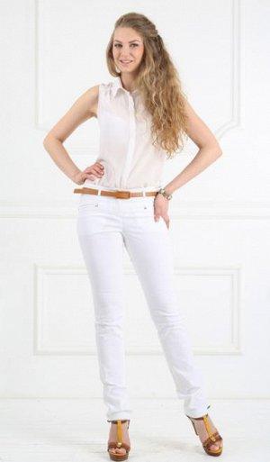 брюки белые