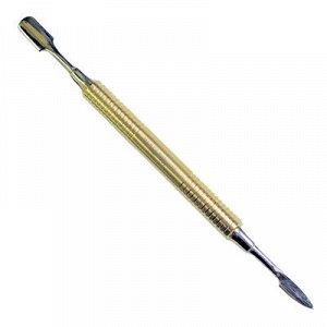 Инструмент для маникюра двойной с полой ручк