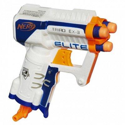 🎄ЛЮБИМЫЕ ИГРУШКИ новые распродажи к праздникам :О) — HASBRO NERF легендарное оружие! — Игровые наборы