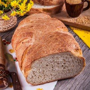 Хлеб пикантный с семенами горчицы