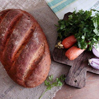Смеси для выпечки Пудовъ-57 — Пшенично-ржаной хлеб — Хлеб и выпечка