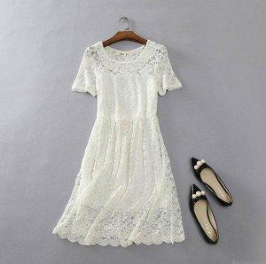 Платье для девочки-подростка невысокого роста
