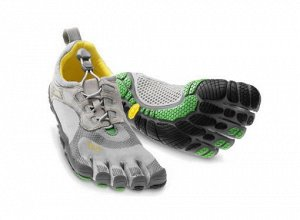 BIKILA LS W 3503 Серый/зеленый/черный