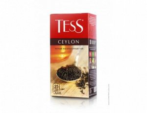 Чай Тесс Ceylon, 25пак
