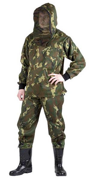 Туризм. Тakтика. Кaмyфляж -54 — Костюм противоэнцефалитный — Куртки и ветровки
