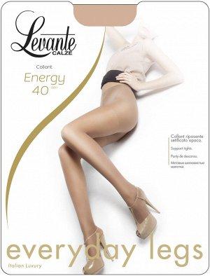 Колготки LEVANTE ENERGY 40 ден. Идеальная цена!