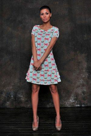 Классное платье на лето .продам или обменяю на размер больше