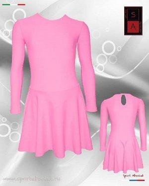 Рейтинговое платье Р 29-011 ПА розовый
