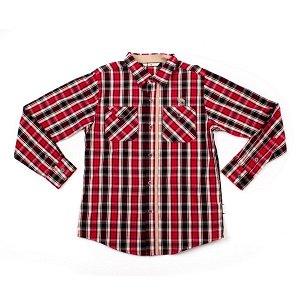 Рубашка КРАСНЫЙ
