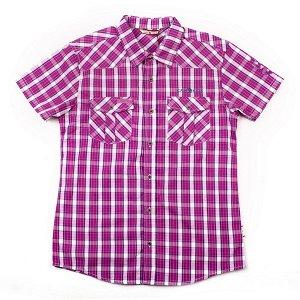 Рубашка СИРЕНЕВЫЙ