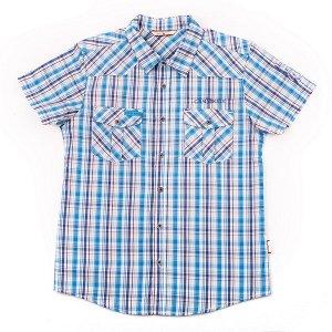Рубашка ГОЛУБОЙ