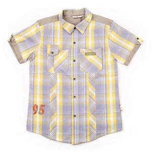 Рубашка САЛАТОВЫЙ
