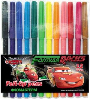 Набор цветных фломастеров
