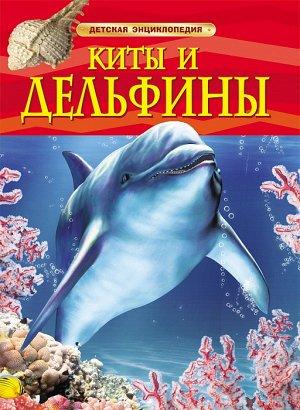 Киты и дельфины. Детская энциклопедия