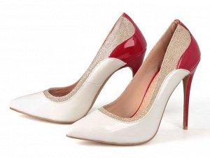 Туфли на элегантной шпильке
