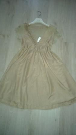 Красивое повседневное платье!