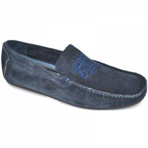 Туфли мужские из замши