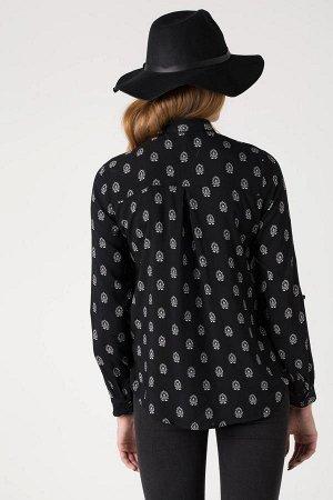 рубашка без застежки