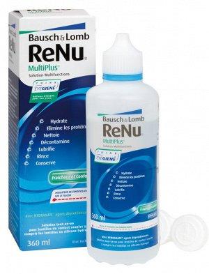 Р-р для контактных линз B&L ReNu Multiplus 360мл