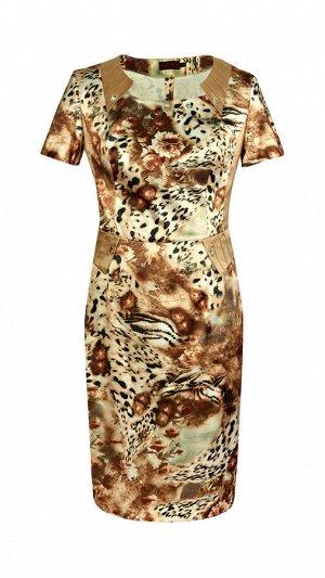 Очень красивое платье! Стрейч-атлас. р.46-48