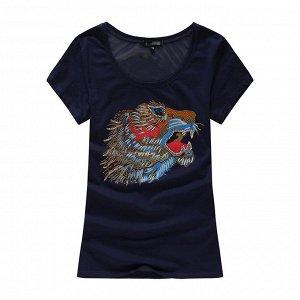 футболка (т-синий)