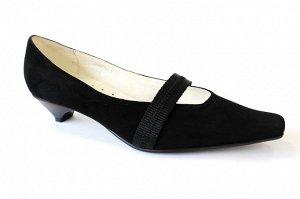 Натуральная замша. туфли по суперцене р36