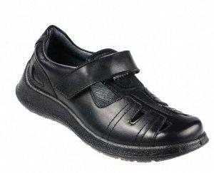 Туфли открытые мальчуковые