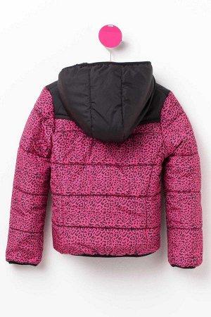 Куртка %100 Polyester Куртка утепленная, может даже хватить на большую часть нашей зимы. Модель укороченная. Можно брать на вырост и носить несколько сезонов. Рукав на резинке, можно подвернуть внутрь