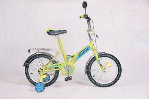 Велосипед Парус 16 д. GW (бел-гол.,бело/красн, синий)